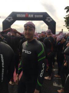 Ironman Kalmar 2017 - Simstart