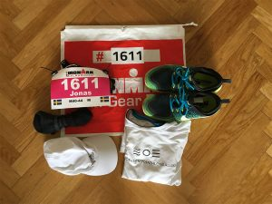 Ironman Kalmar 2017 - Run Bag