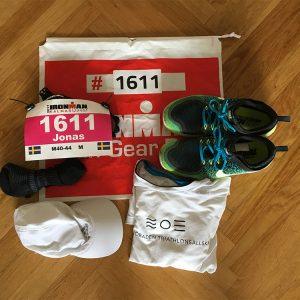 Ironman Kalmar 2017 - Run Bag